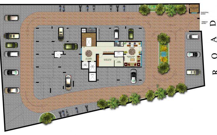Pratap Nagar_Ground Floor Plan-min