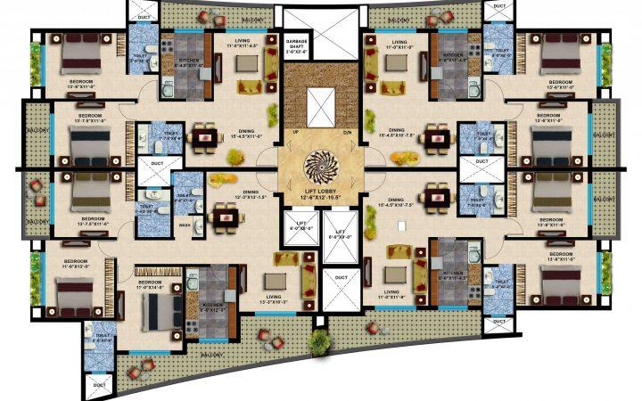 Pratap Nagar_Typical Floor Plan